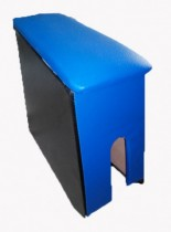 Probass Tuning Подлокотник Ваз 2108-2109-21099 бюджет синий