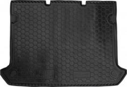 GAvto Коврики в багажник Fiat Doblo (2001>) (5м) корот. база с сеткой