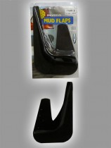EL TORO Резиновые брызговики TUN 2 (задние) Renault Megane 2002-2009 Sedan/HB