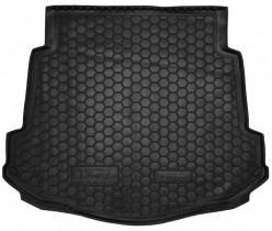 GAvto Коврики в багажник Ford Mondeo lV (2007>) (седан) (с докаткой)