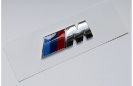 Эмблема шильдик BMW M на переднее крыло