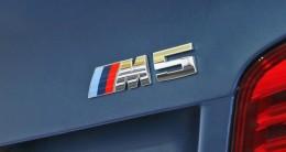 Эмблема шильдик BMW M5 ( металл)