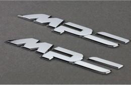 Эмблема шильдик Mazda MPS