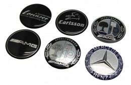 Эмблема на руль Mercedes