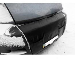 Probass Tuning Утеплитель радиатора (с клапанами) Peugeot Boxer 2006-2014 черный