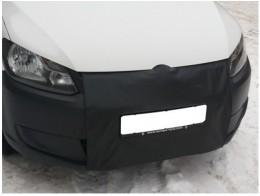 Утеплитель радиатора Volkswagen Caddy черный Probass Tuning