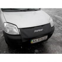 Утеплитель радиатора Peugeot Partner черный Probass Tuning