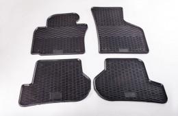 Коврики резиновые Audi A3 03-/Skoda Octavia A5/VW Golf V/Golf VI/Jetta 05-