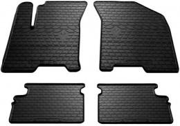 Коврики резиновые Chevrolet Aveo 02-12/ZAZ Vida 12- Stingray
