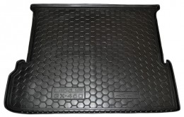 Коврики в багажник Lexus GX-460 (2010) (7мест) AvtoGumm