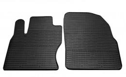 Коврики резиновые Ford Focus II 04-11 передние