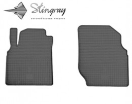 Stingray Коврики резиновые Nissan Almera Classic 2006-2012 передние