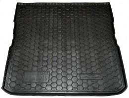 Коврики в багажник Mitsubishi Grandis (7мест) AvtoGumm
