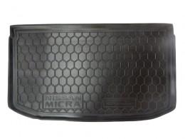 GAvto Коврики в багажник Nissan Micra (2013>)