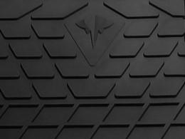 Stingray Коврики резиновые Skoda Octavia A5/VW Golf V/Golf VI/Jetta 05-/Seat Leon 05- передние