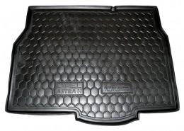 GAvto Коврики в багажник Opel Astra H (хетчбэк)