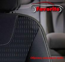 Чехлы на сидения TOYOTA Corolla 2016 Favorite
