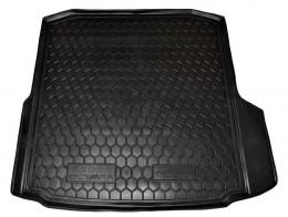AvtoGumm Коврики в багажник Skoda Octavia A7 (2013>) (лифтбэк)  (одно боковое ухо)