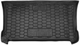 Коврики в багажник SMART 453 (2014>) Forfour AvtoGumm