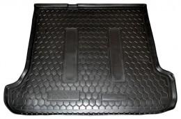 Коврики в багажник Toyota Land Cruiser 120 (Prado) (7 мест) GAvto