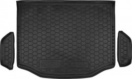 Коврики в багажник Toyota Rav-4 (2013>) (полноразмер.) GAvto