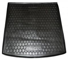 GAvto Коврики в багажник Volkswagen Golf 7 (универсал)
