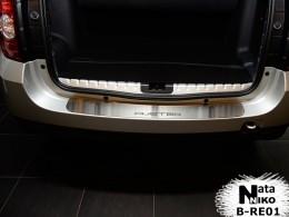 NataNiko Накладка на задний бампер Renault Duster 2010-