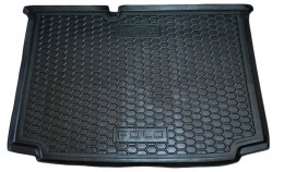 GAvto Коврики в багажник Volkswagen Polo (2010>) (хетчбэк)