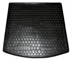 Коврики в багажник Volkswagen Touran (2010>) AvtoGumm