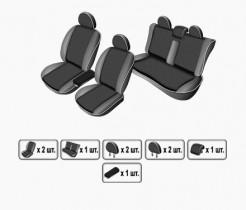 EMC-Elegant Чехлы на сидения Daewoo Gentra 2013 г