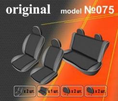 EMC-Elegant Чехлы на сидения Daewoo Nexia с 2008 г
