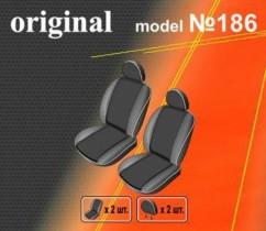 EMC-Elegant Чехлы на сидения Fiat Doblo Panorama (1+1) с 2000-09 г