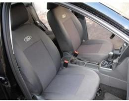 Чехлы на сидения Ford Focus III Sedan с 2010 г EMC-Elegant