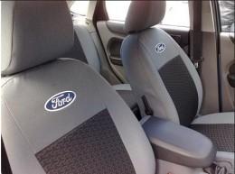 EMC-Elegant Чехлы на сидения Ford Focus III Wagon с 2010 г
