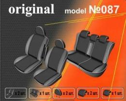EMC-Elegant Чехлы на сидения Honda CR-V с 2007-11 г