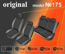 EMC-Elegant Чехлы на сидения Hyundai Getz (раздельный) с 2002 г