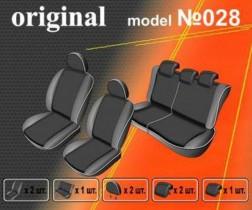 EMC-Elegant Чехлы на сидения Hyundai Matrix с 2002 г