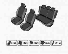 EMC-Elegant Чехлы на сидения Kia Ceed ProCeed с 2007-11 г
