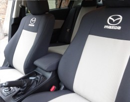 EMC-Elegant Чехлы на сидения Mazda 626 (GF) sedan с 1997–2005 г