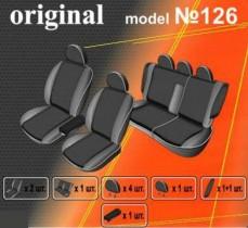 EMC-Elegant Чехлы на сидения Mitsubishi Pajero Wagon 2006 г (5 мест)
