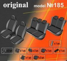 EMC-Elegant Чехлы на сидения Nissan Qashqai I+2 (7 мест) c 2009 г
