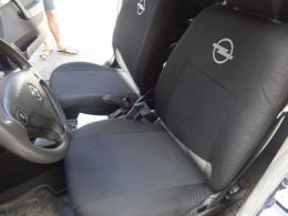 EMC-Elegant Чехлы на сидения Opel Zafira В с (7 мест) 2005-2011 гг