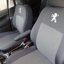 EMC-Elegant Чехлы на сидения Peugeot 308 Hatch с 2015 г