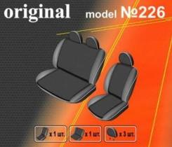 EMC-Elegant Чехлы на сидения Renault Trafic (1+2) с 2001 г