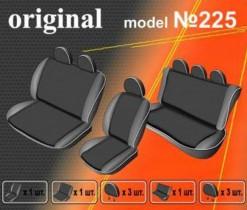 EMC-Elegant Чехлы на сидения Renault Trafic (6 мест) с 2001 г