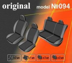EMC-Elegant Чехлы на сидения Seat Cordoba с 2002-09 г