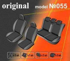 EMC-Elegant Чехлы на сидения Suzuki Grand Vitara III с 2005 г