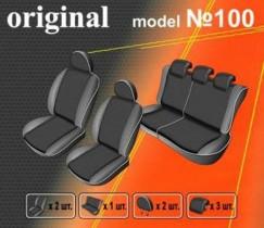 EMC-Elegant Чехлы на сидения Suzuki SX 4 hatch с 2006-12 г
