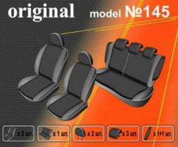 EMC-Elegant Чехлы на сидения Suzuki SX 4 Sedan с 2007-12 г