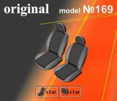 EMC-Elegant Чехлы на сидения Volkswagen Caddy (1+1) с 2004-10 г